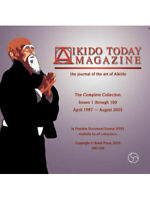 Aikido Today Magazine 1-100  Complete Collection DVD Rom Martial Arts