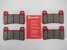 Brembo Bremsbeläge Bremsklötze Bremse vorne komplett Honda CBR 600 RR PC37 PC40