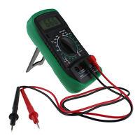 LCD Digital Multimeter Voltmeter Ammeter Ohmmeter AC/DC/OHM Volt Tester Meter