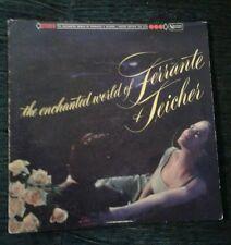 The enchanted world of FARRANTE & Teicher Vinyl LP~1964 UAS 6375 VF