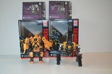 Transformers Studio Series Scrapmetal And Hightower