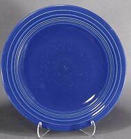 """Vintage Cobalt Blue Fiestaware 10 1/4"""" Dinner Plate"""