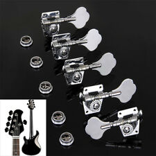Vintage Jazz Precision Bass Tuning Pegs Open Geared Bass Tuners Head Machine