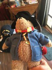 """Paddington Bear"" - 14"" - Plush Stuffed Animal - Used With Tags -Darkest Peru"