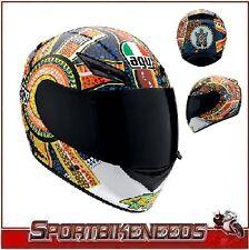 AGV K3 Dreamtime Valentino Rossi Street helmet Size XLarge XL