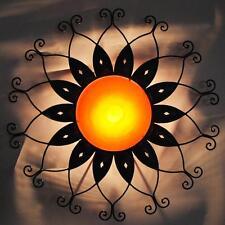 Lámpara Oriental Sol Colgante / Pared Oriente Iluminación Warda 83