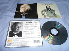 SCHUBERT VOL.1 BERNARD ROBERTS CD (2005) EAN 5 016198 536226