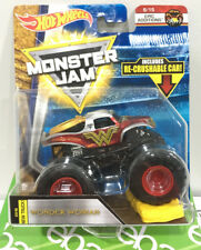 Hot Wheels Monster Jam Wonder Woman Women Toy Car Diecast Truck DC Rare NEW