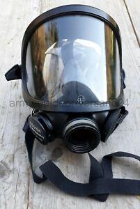 Schutzmaske Vollgesichtsmaske Atemschutz Gasmaske ABC Schutz Armee Lackiermaske