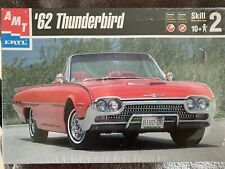 Amt '62 Thunderbird 1:25 Scale Model Kit Factory Sealed