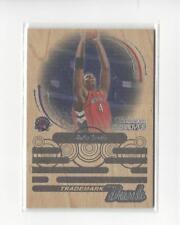 2006-07 Topps Trademark Moves Dunk Wood #TDU2 Chris Bosh Raptors /75