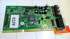 TARJETA DE SONIDO HIGHSCREEN SOUND BOOSTAR 16/32 3D V1.5 ISA REF 1037