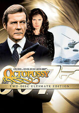 Octopussy - 2 Disc Edition - NEW DVD - Roger Moore
