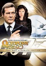 Octopussy (DVD, 2008, 2-Disc Set, Movie Money Checkpoint Sensormatic Widescreen)