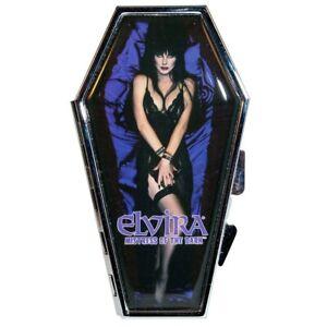 Elvira My Coffin Compact Mirror Kreepsville 666 Licensed Mistress of the Dark