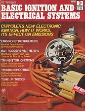 Petersen's Magazine Basic Ignition Electrical Systems Tune-Up Tricks 1973 3rd Ed