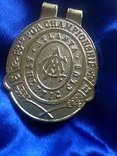 2011 PGA CHAMPIONSHIP GOLF VIP MONEY CLIP ATLANTA ATHLETIC CLUB KEEGAN  BRADLEY