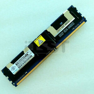 Nanya DDR2 2GB PC2-5300F 667MHZ Server DRAM Memory Module FBDimm FB-Dimm