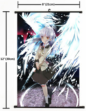 "1974 Anime Angel Beats Poster Wall Scroll 8""x12"""