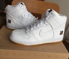 Nike Dunk High Premium Undftd SP White 9.5 Air Force 1 QS City White Sf Af1 Sb