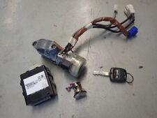 Subaru Forester SG9 STi 2004 Ignition Barrel Key Lock Set #5