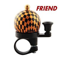 Bike bell Cycling Accessories Adult Kids' Protective Gear Vintage Bicycle bell