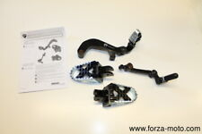 Ducati Performance Footpegs Rear-set for Multistrada MTS 1200 96673710B