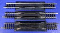 Lot of 3 Atlas N Scale Straight Rerailer Conventional Track Sections