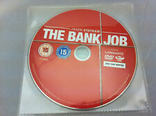 The Bank Job (DVD R2) - DISC ONLY in plastic sleeve