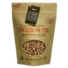 Tiger Nuts Raw Organic Fiber SuperFood Health Snack - 12 oz Bag TigerNuts