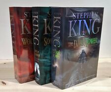 STEPHEN KING THE DARK TOWER SIGNED SONG OF SUSANNAH WOLVES CALLA UK 1st NEW