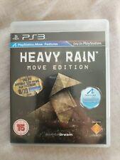 Heavy Rain PS3 Game (Move Edition)