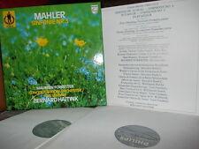 MAHLER: Symphony n°3 > Forrester Amsterdam Haitink / Philips Holland stereo 2 LP