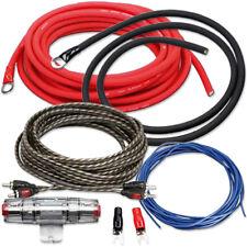ACV LK-10 - KFZ Kabelset 10mm² Kabelkit Kabel Set für Endstufe Verstärker
