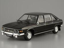 Tatra 613 Black Czechoslovak Passenger Car Luxury Class 1:43 Scale Diecast Model