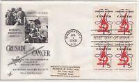 FDC-USA CRUSADE AGAINST CANCER 1965