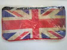 Union Jack School Pencil Case Make Up Cosmetic Bag free postage
