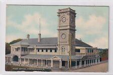 VINTAGE POSTCARD MARYBOROUGH POST OFFICE QUEENSLAND 1900s