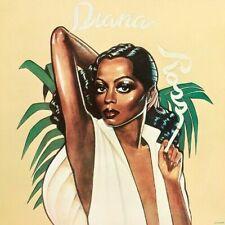 CD musicali rossi Diana Ross