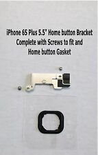 Home Button Metal Holder Bracket Plate Replacement Fix Part For iPhone 6s Plus