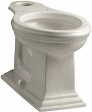 KH K-4380-G9 Memoirs Comfort Height elongated toilet bowl Sandbar