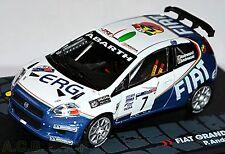 Fiat Grande Punto s2000 rally 1000 Miglia 2006 andreucci andreussi 1:43