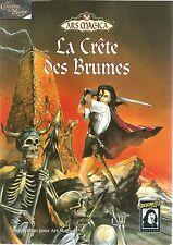 ARS MAGICA - La Crête des Brumes NEUF *JDR*