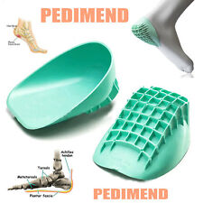 Pedimend™ Heavy Duty Pro Gel Heel Cups For Plantar Fasciitis Shoes Silicone Pad