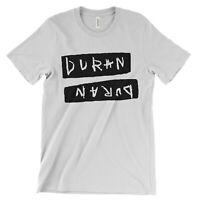 Duran Duran T Shirt - Rio - Synth pop rock 80's music logo