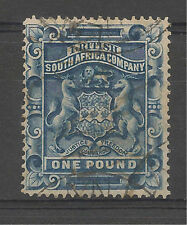 Rhodesian British Colony & Territory Stamps