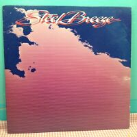 Steel Breeze Self Titled (1982) RCA Records S/T Vinyl LP - FREE SHIPPING !