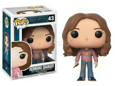Funko Harry Potter POP Movies Vinile Figura Hermione con Giratempo 9 cm