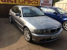 BMW 320 CD Diesel Coupe