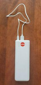 Anker PowerCore 20100mAh 4.8A Power Bank Portable Charger- White